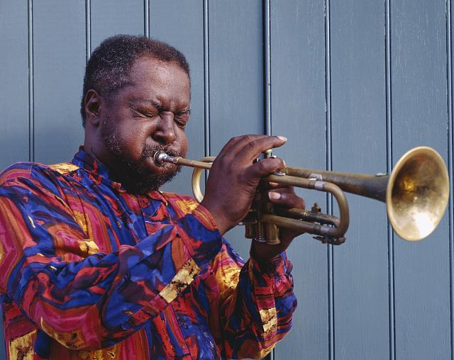 New Orleans Jazzman