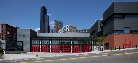 Seattle, Washington fire Station