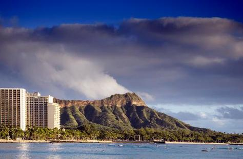 Honolulu Hawaii, Diamond Head