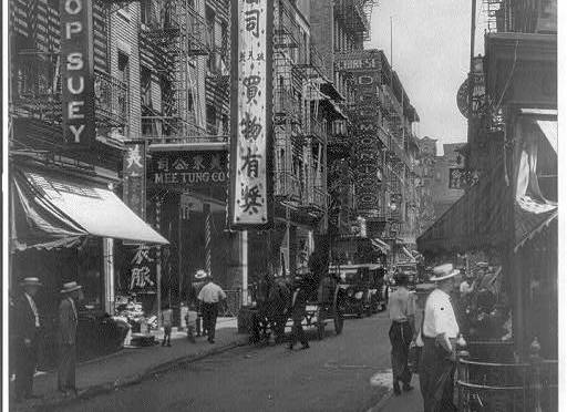 policing chinatown chinese and chinese american adaptation in
