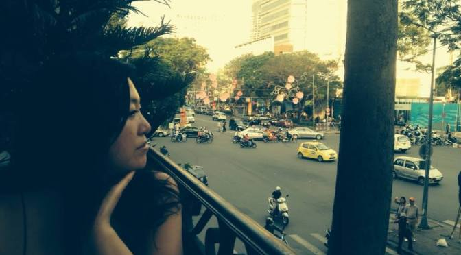 Touring HCMC: Motorbikes, Sidewalks, and the Memory of War