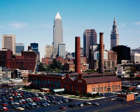 Cleveland, Ohio, 'Flats' District