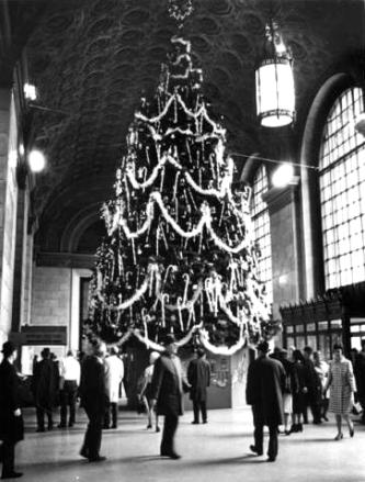 Terminal Tower Christmas