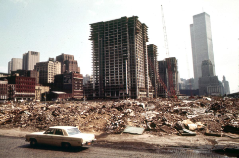 Lower Manhattan May 1973