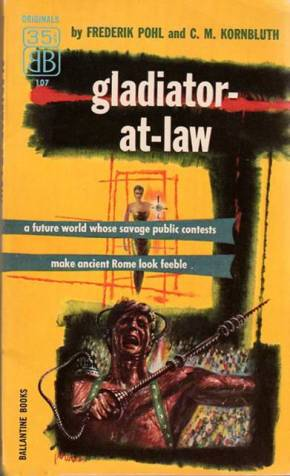 Gladiator at law