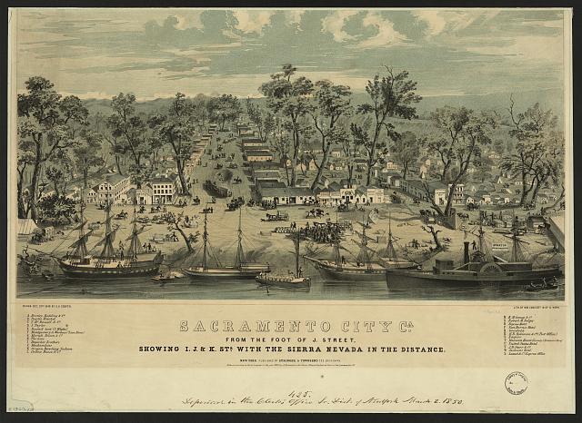 Sacramento Stories: A River City Bibliography
