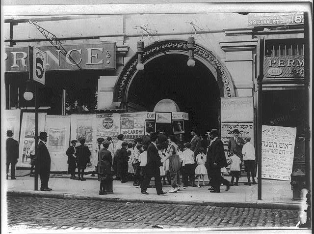 Plotting Yiddish Drama: A New Digital Resource for Urban History and Beyond