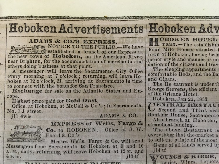 Daily Democratic Journal -Hoboken