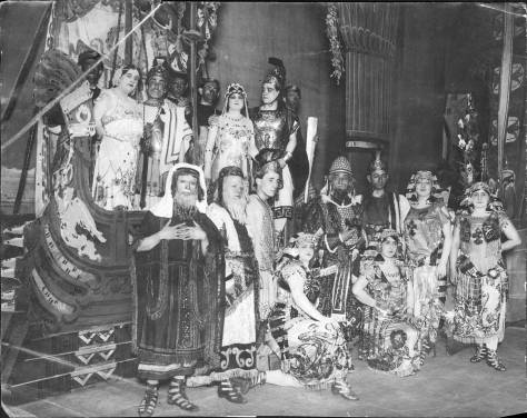 final scene zarzuela cleopatra 1915