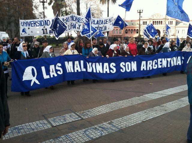 las malvinas son argentina
