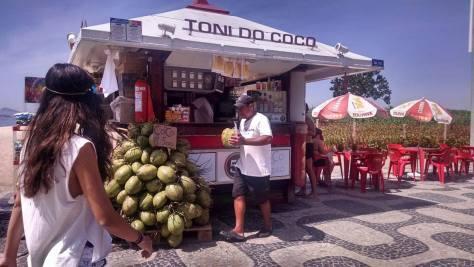 5 coconut kiosk