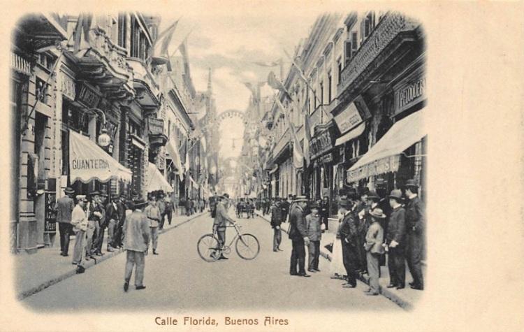 Bs As Calle Florida