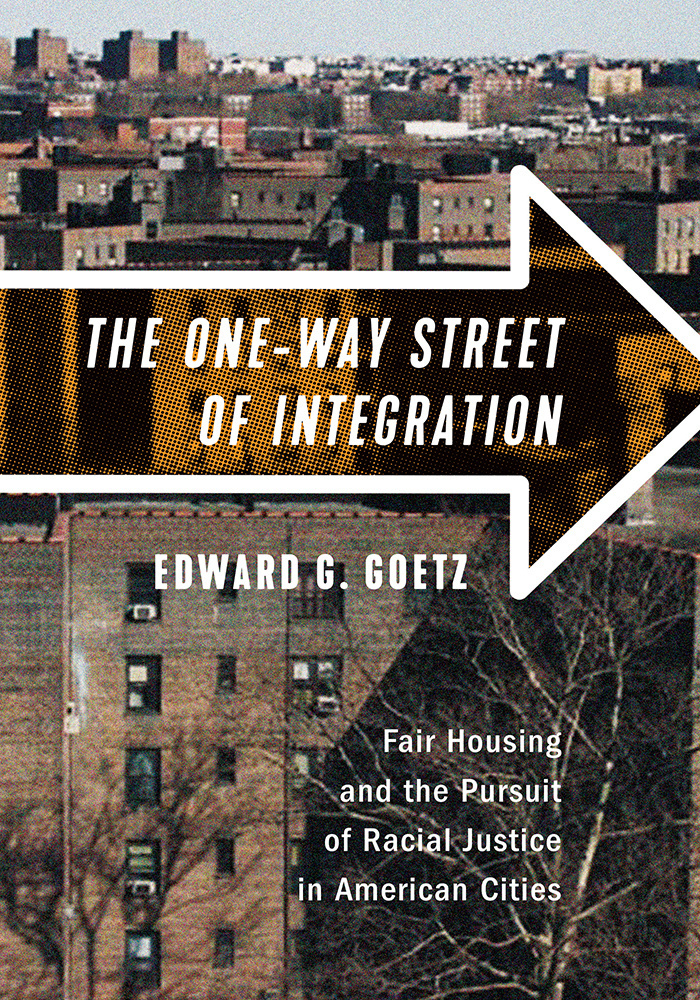 Book Review: The One Way Street of Integration: Fair Housing