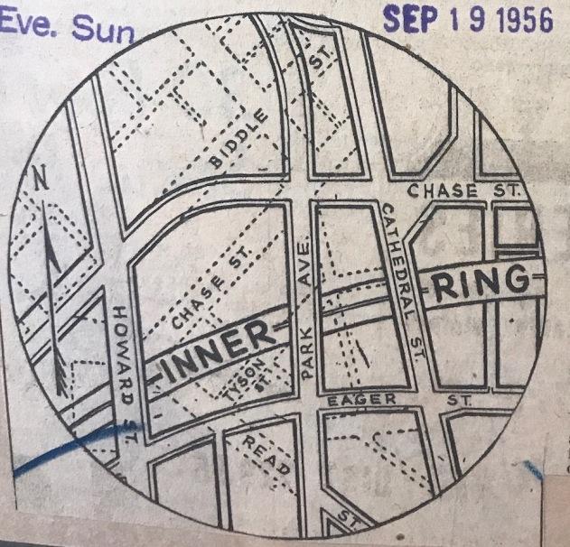 Tyson Street Map 2