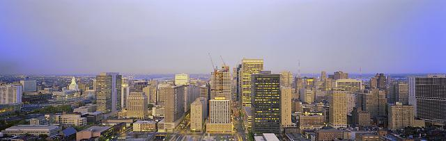 Building the Hospital City: The Redevelopment of