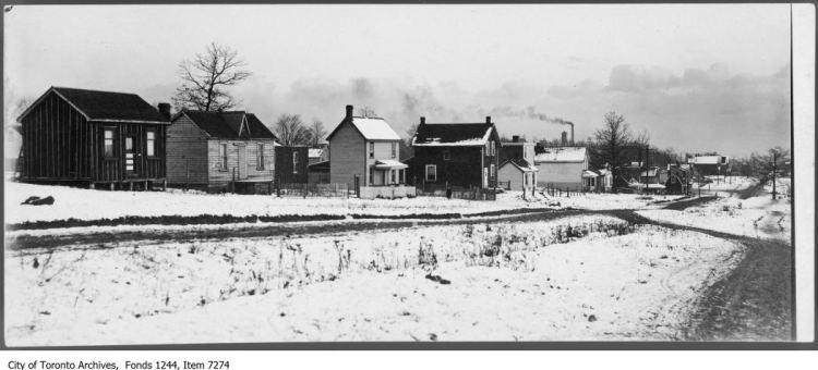 A street in Earlscourt. - [ca. 1910]