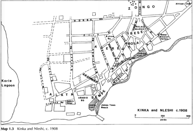 John Parker_Accra Map 1908